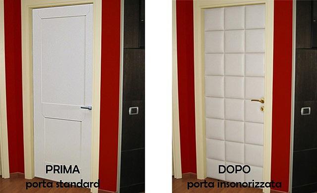 Potete fare un po 39 pi piano meditel agenda medica - Insonorizzare porta ...