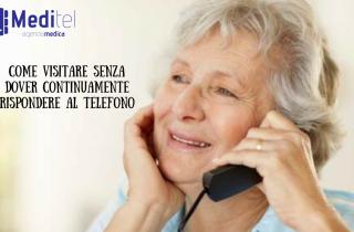 Come visitare senza dover continuamente rispondere al telefono